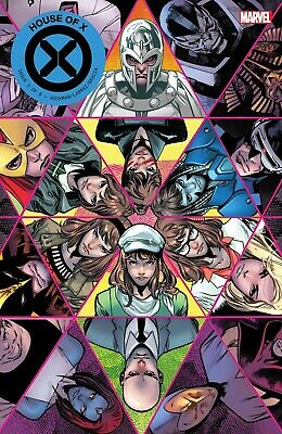 House of X #2 MARVEL COMICS DIGITAL CODE ONLY