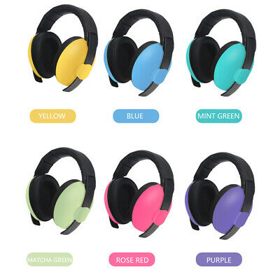 UK Kids Ear Defenders Baby Noise Cancelling Headset Headphone Girls Boys A2999