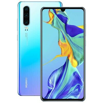 Huawei P30 128GB Dual-SIM 6,1 Zoll Smartphone breathing crystal Android 9