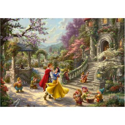 Schmidt Snow White Dancing in the Sunlight 1000 piece disney jigsaw puzzle