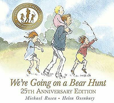 Were Going on a Bear Hunt, Rosen, Michael, Used; Good Book