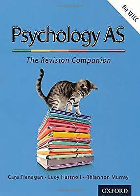 The Complete Companions: AS Revision Guide for WJEC Psychology  (PSYCHOLOGY COMP