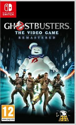 Ghostbusters The Video Game Remastered (Switch)  BRAND NEW AND SEALED