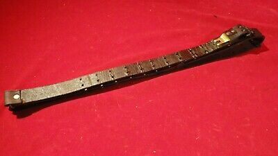 Great U S M1907 Leather Sling/ Brass - For Garand/Springfield W/ Iron Swivels