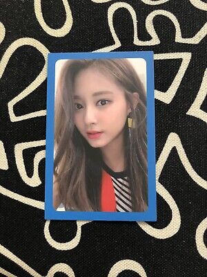 TWICE Summer Nights 2nd Special Album Official Photocard - TZUYU