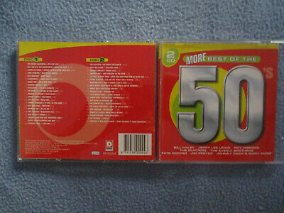 1 Doppel-Cd     More Best Of The 50´S