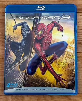 Blu ray SPIDER-MAN 3 comme neuf