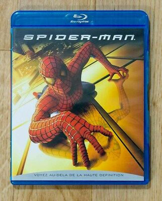 Blu ray SPIDER-MAN comme neuf