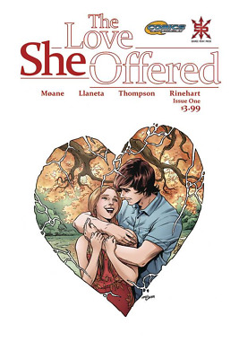 The Love She Offered #1 Comic Book 2019 - Source Point Press