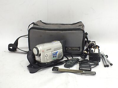 SAMSUNG VP-D77i MiniDV Digital Video Camera Camcorder 22x Optical BOXED - C57