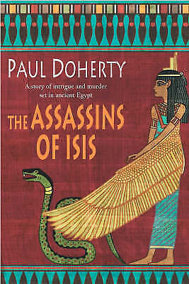 (Very Good)-The Assassins of Isis (Ancient Egyptian Mysteries 5) (Hardcover)-Doh