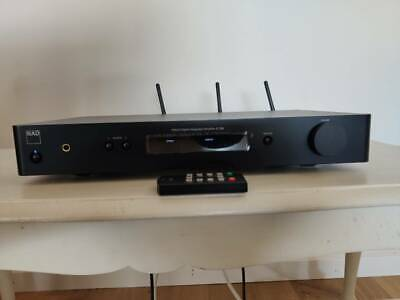 NAD C338 Stereo Integrated Amplifier With Built-In WI-FI And DAC
