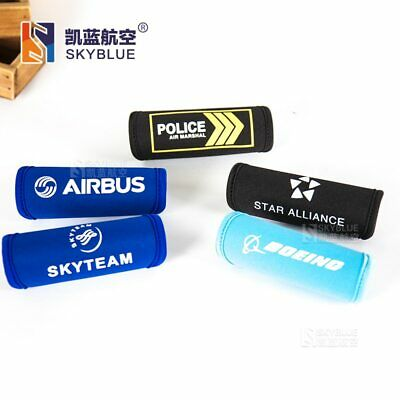 Airbus / Skyteam / Police / Star Alliance Neoprene Handle Cover Protecting