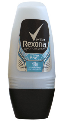 Rexona Deo Roll On Xtra Cool Men - 50 ml