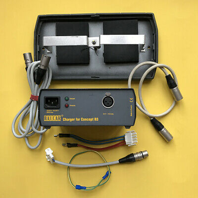 Original_BALCAR_24v 10A_Charger for Concept B3_Used