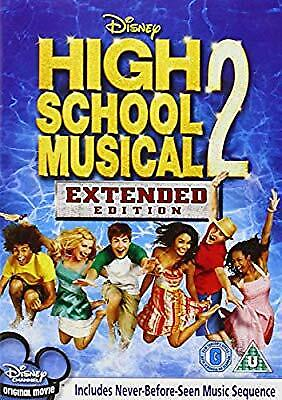 High School Musical 2 - Extended Edition [DVD], , Used; Good DVD