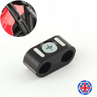 Dual Brake Throttle Cable Clamp Holder Organizer Separator Wire Spacer V CS13
