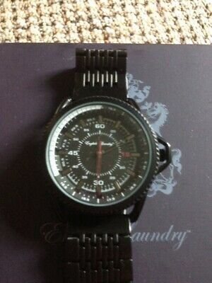 Details about English Laundry Watch