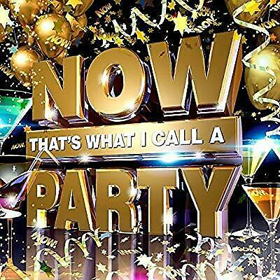 NOW Thats What I Call A Party, Various Artists, Used; Acceptable CD