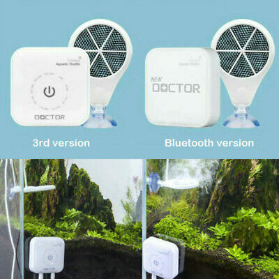 Algae Remove Chihiros Doctor Twinstar 3rd Generation / Bluetooth APP Version New