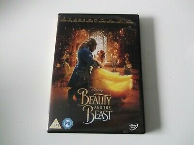 Beauty And The Beast Dvd Emma Watson