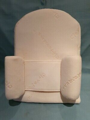 Clevamama Clevasleep Positioner Anti Reflux Comfort Support Washable Covers GC