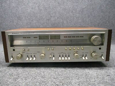 Pioneer SX-850 Vintage Home Audio AM/FM Radio Tuner Stereo Receiver