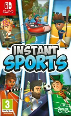 Instant Sports (Nintendo Switch) VideoGames Incredible Value and Free Shipping!