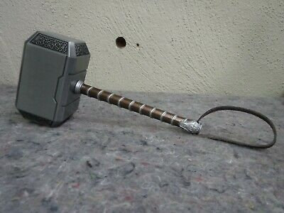 Marvel's The Avenger's Thor's Cosplay Prop Replica Mjolnir Metal 20 cm Hammer