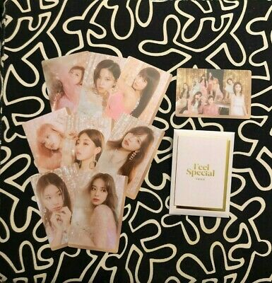 TWICE Feel Special Preorder Photocard Set (Select Member)