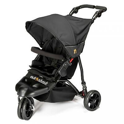 Out n About LITTLE NIPPER Lightweight (Jet Black) ON SALE! WAS £300