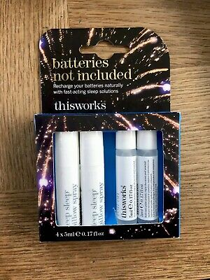 This Works Batteries Not included Gift Set