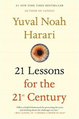 21 Lessons for the 21st Century (Paperback or Softback)