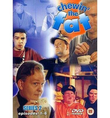 [DVD] Chewin' the Fat - Series 2 - Episodes 1-6