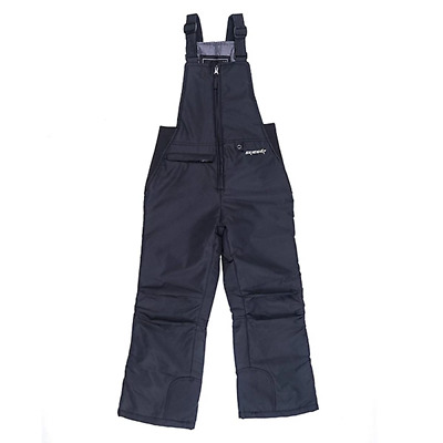 Arctix Drift A6 Technical Winter Bib Overalls - Charcoal Youth Size S