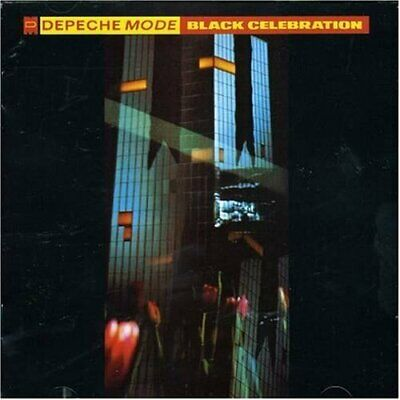 Depeche Mode : Black celebration (14 tracks, 1986) CD FREE Shipping, Save £s