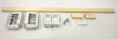 Safety Innovations No Hole Stairway Baby Gate Mounting Kit NEW