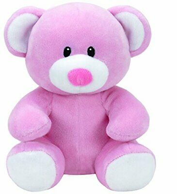 TY BABY 28CM Princess Orso Peluches Giocattolo 486