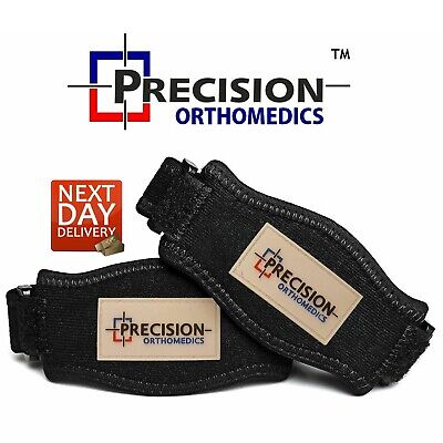 Tennis Elbow Support Brace Golfers Strap Epicondylitis Arthritis Band RSI Clasp