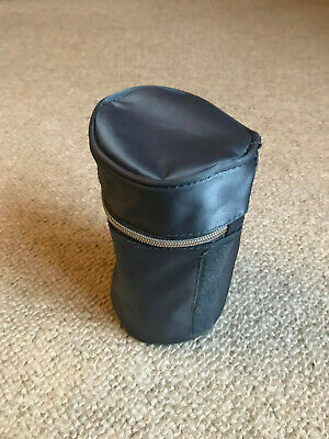 """Insulated Baby Bottle Bag, 8"""" Tall x 4"""" Circumference. Good Condition"""