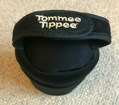 """Tommee Tippee Neoprene Insulated Baby Bottle Bag, 6.5"""" Tall x 3.5"""" Circumference"""