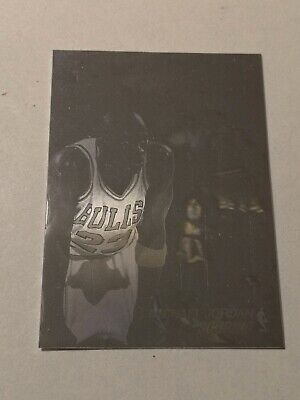 Carte Michael Jordan Hologramme - NBA Chicago Bulls
