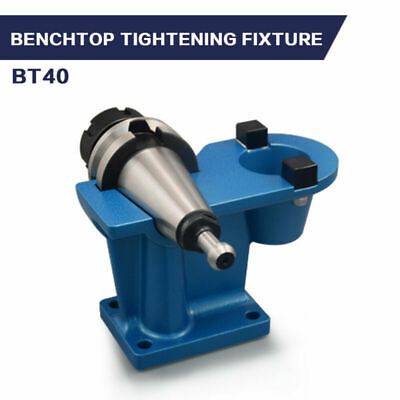 Fixture Tool Holder Vise Mounting CNC Tightening Tapers Clampings Toolholding