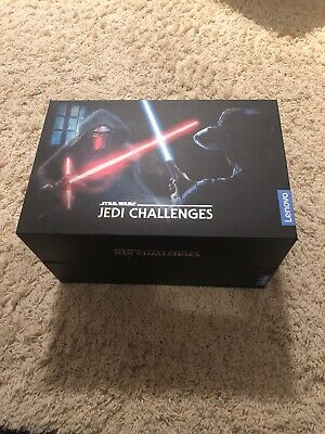 Lenovo ZA390002US Star Wars: Jedi Challenges - AR Headset with Lightsaber