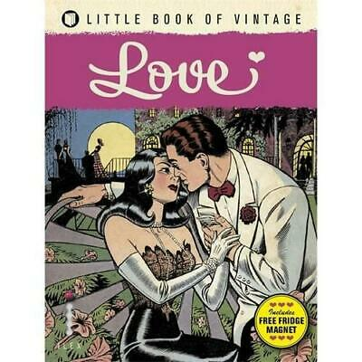Little Book of Vintage Love by Tim Pilcher, Good Used Book (Paperback) FREE & FA