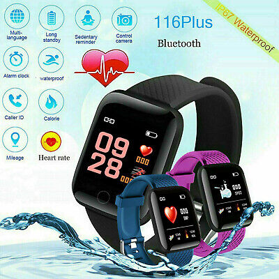 Fitness Smart Watch Band FIT#BIT Sport Activity Tracker For Kids Android iOS New
