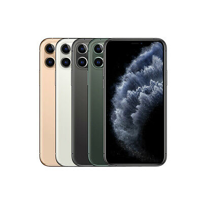 Apple iPhone 11 Pro Max - 64GB 256GB 512GB - Unlocked Smartphone Various Colours