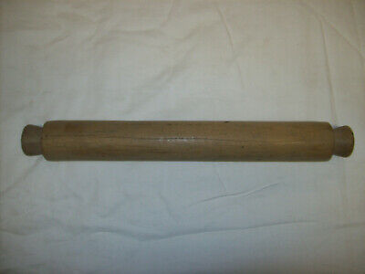 Very Nice Wooden Rolling Pin 16 1/2 Inches