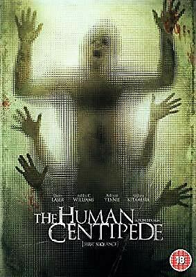 The Human Centipede [First Sequence] (Directors Cut) [DVD], , Used; Very Good DV