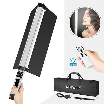 Light Wand Handheld LED Video Light Stick Photography Lighting Kit